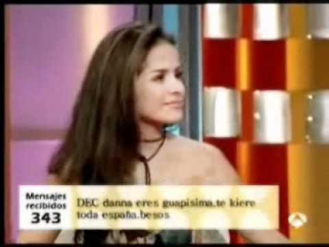 2005 - Danna en Donde Estas Corazon - Espana - P1