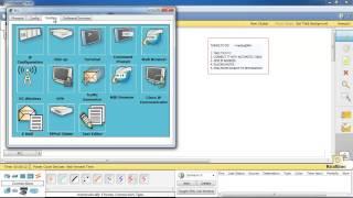 CISCO PACKET TRACER BASICS
