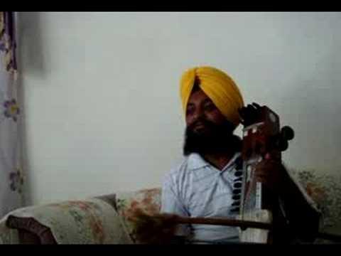 Sarangi Master Jarnail Singh Gill 3