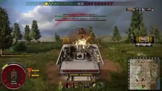 How *NOT* to Kill Artillery v3-World of Tanks [Xbox One Clip]