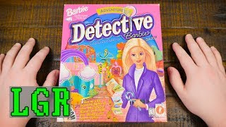 LGR - Detective Barbie in The Mystery of the Carnival Caper