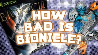 How Bad is Bionicle: The Game? - IMPLANTgames