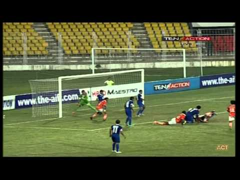 Hero Fed Cup 2014 - 2015  BENGALURE (3) VS SPORTING (0) 9-01-2015
