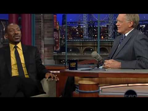 1 Eddie Murphy (Letterman)