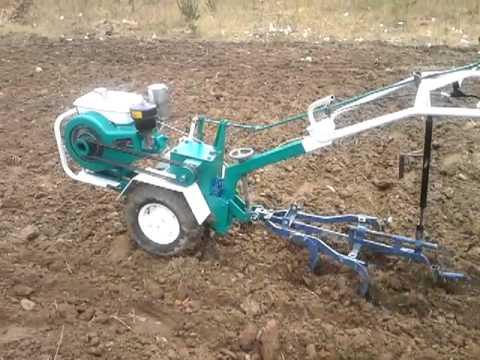 Tiller Tractor 2 Wheel Tractor Power Tiller