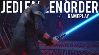 Star Wars Jedi Fallen Order Gameplay + First Impressions