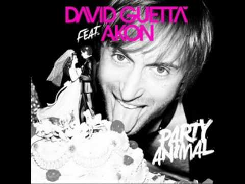 Akon & David Guetta - Party Animal video