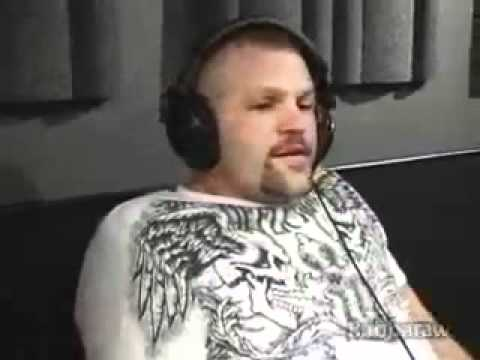 Chuck Liddell vs Kurt Angle Radio Interview Image 1
