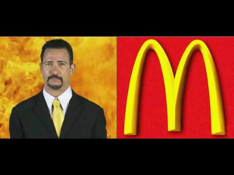 Jim Rome Show - The McDonalds 911