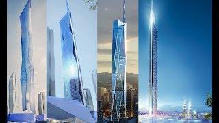 Kuala Lumpur Merdeka PNB118 Mega Project: Malaysia $2 Billion  Future Tallest Skyscraper 2021(644M)