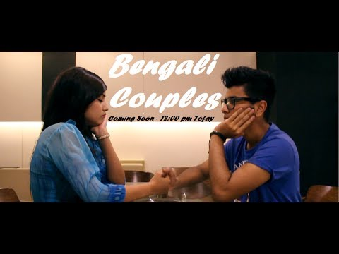 Typical Bengali Couples