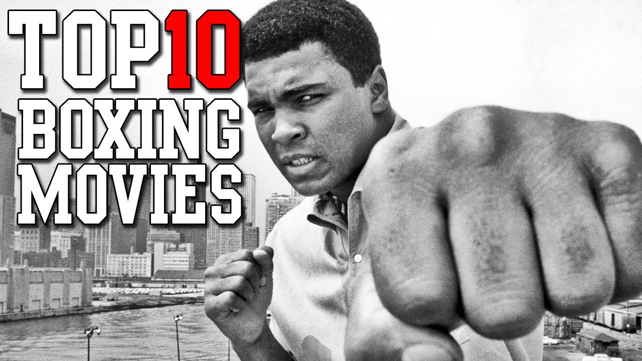 Get in the Ring with our TOP 10 Boxing Movies