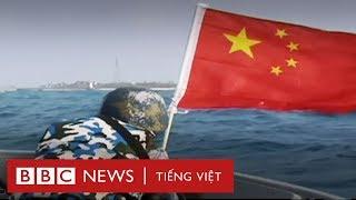 Bãi Tư Chính: Căng thẳng VN - TQ trên Biển Đông vẫn tiếp tục - BBC News Tiếng Việt
