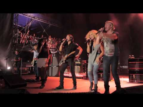 Light The Fuse Tour: You Gonna Fly with Keith Urban & Little Big Town