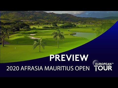 Most picturesque course on Tour? - Preview   2020 AFRASIA BANK Mauritius Open