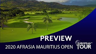 Most picturesque course on Tour? - Preview | 2020 AFRASIA BANK Mauritius Open
