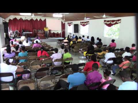 God's Voice Makes A Difference - Spoken Word Apostolic Tab. (SWAT) Linstead, Jamaica