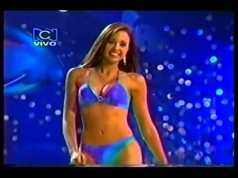SEÑORITA VALLE 2003 CATHERINE DAZA MANCHOLA