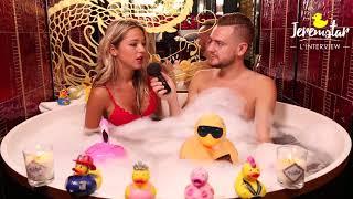 Maddy (Les Marseillais VS Le Reste du Monde 2) dans le bain de Jeremstar - INTERVIEW