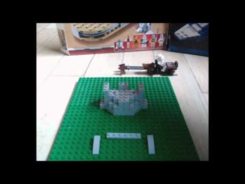 Comment faire une tourelle lego star wars de ggkenobi - Comment faire une ville lego city ...