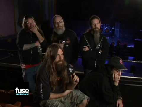 Lamb Of God On Tour Interview (February 2009)