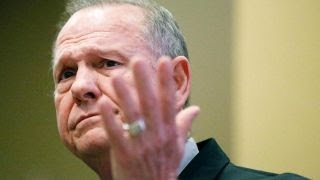 Roy Moore allegations spark a civil war within the GOP