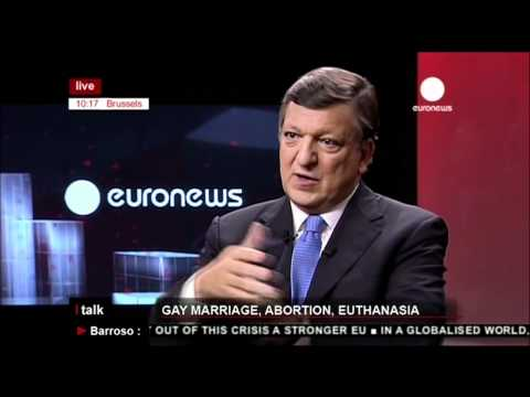 A World View Interview with Jose Manuel Barroso President of the European Commission