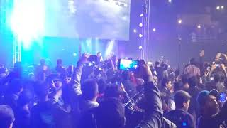 The Shield Entrance 9 December 2017 WWE Live Event In India New Delhi IGI Stadium