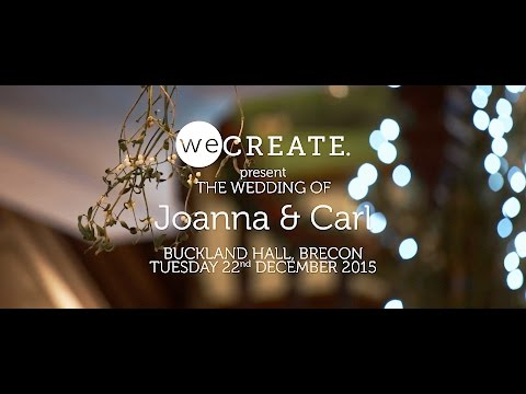 Joanna & Carl Wedding Highlights