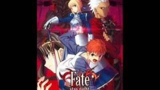 Fate/Stay Night Anime OST: Emiya -Kenji Kawai ver.-