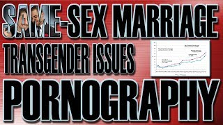 Social Attitudes in the UK: Porn, Same-Sex Marriage, Trans Issues and More