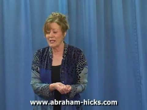 Abraham Live: The Only Manifestation That Matters - Esther & Jerry Hicks video