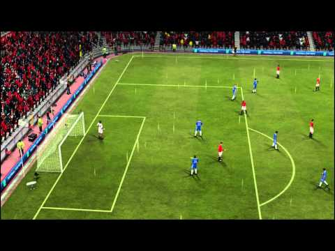 FIFA 12 Online Jackie Chan