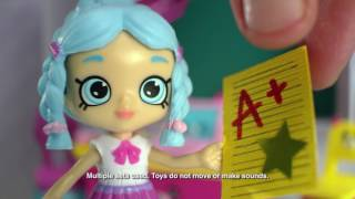 HAPPY PLACES | SHOPKINS | S3 TVC 30 | WELCOME TO HAPPYILLE HIGH SCHOOL!