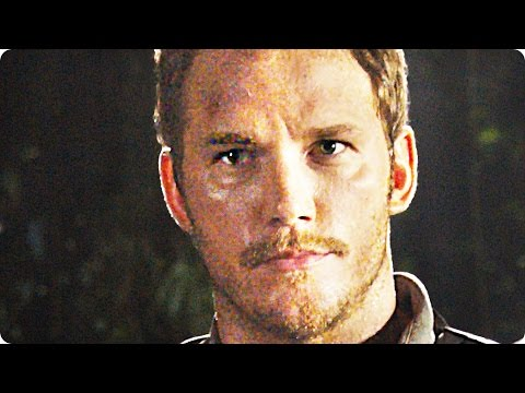 Chris Pratt & Colin Trevorrow on JURASSIC WORLD - PATZE TALKS