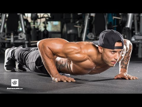 400-Rep Juggernaut Circuit Workout | Mike Vazquez