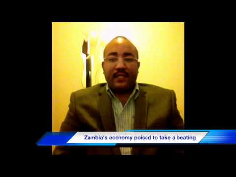 Zambia's Economy Poised To Take A Beating As Recession Looms