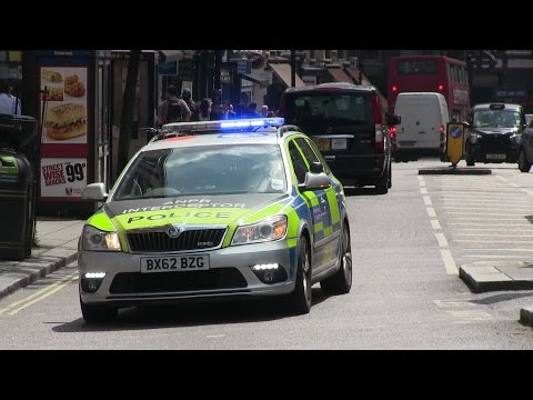 ANPR Interceptor - London Metropolitan Police