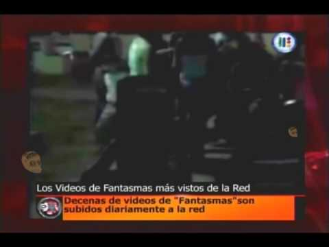 Extranormal Los videos de Fantasmas mas vistos de la red