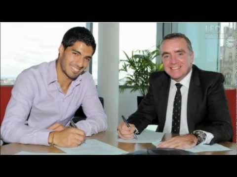 Suarez signs new contract