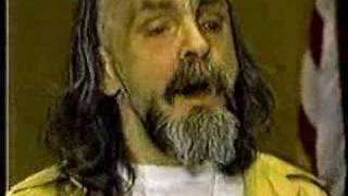 Charles Manson Sings