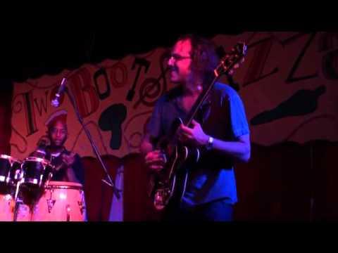 Sparkplug plays Melvin Sparks music - Texas Twister