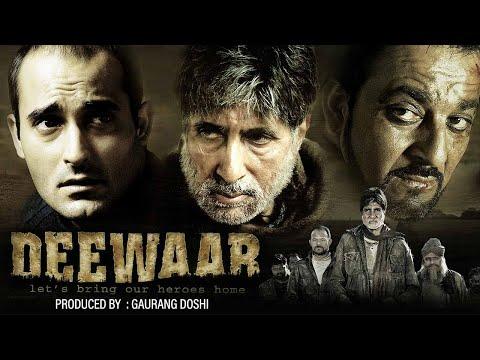 Deewar (2004) - Hindi Full Movie - Amitabh Bachchan - Akshaye Khanna - Sanjay Dutt