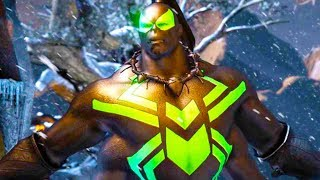 Mortal Kombat XL - Big Time Spider-Man Goro Costume Skin Mod Performs Intros On All Stages 4K Mods