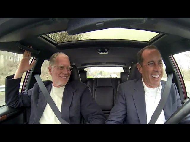 Jerry Seinfeld on Internet talk show's rapid success