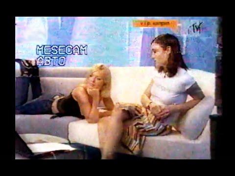Geri Halliwell  - On Russian MTV (V.I.P. Kapriz 2002)