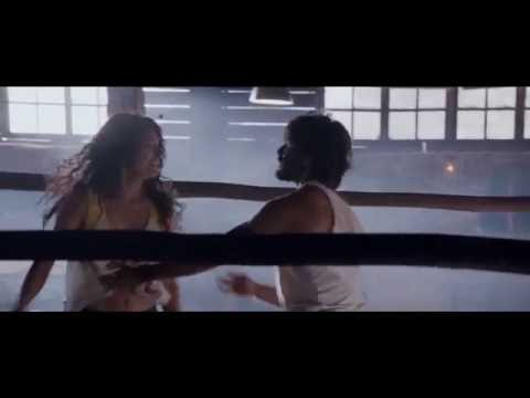 Mirzya  movie trailer Hot Boobs Pressed kiss scene  harshvardhan kapoor | saiyami kher thumbnail