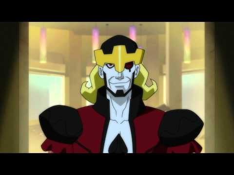Justice League: Doom Diamonds Clip