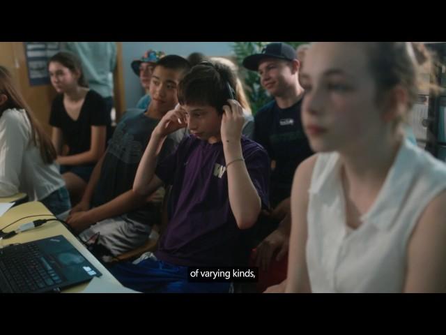 Microsoft Design: Inclusive Skype Communication