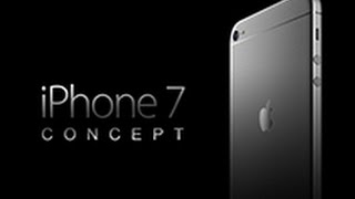iPhone 7 - Concept by Arthur Reis
